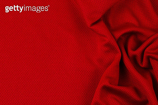 Red Fabric - gettyimageskorea