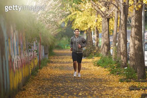 The Runner - gettyimageskorea