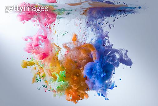 Color clouds - gettyimageskorea