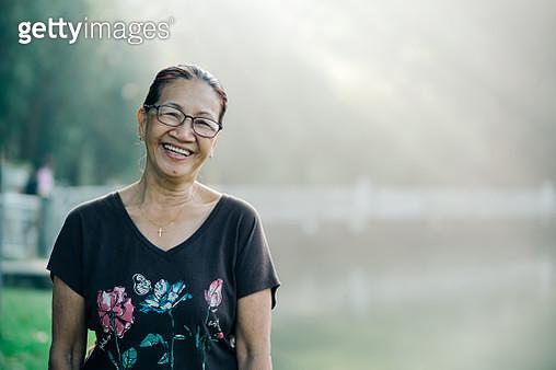 Portrait of Chinese Active Senior Women - gettyimageskorea