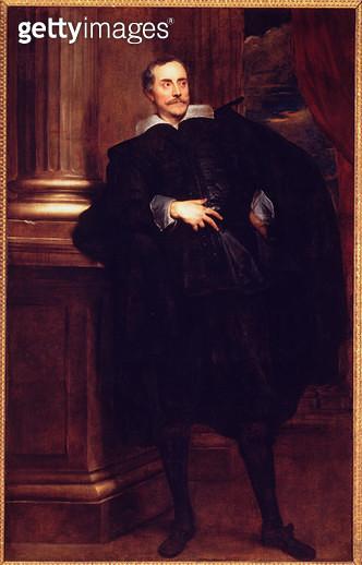 <b>Title</b> : Portrait of Marcello Durazzo (oil on canvas)<br><b>Medium</b> : <br><b>Location</b> : Ca' d'Oro, Venice, Italy<br> - gettyimageskorea