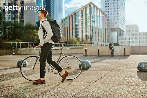 Time to kick this workday into high gear - gettyimageskorea