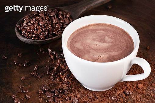 Chocolate Hot Drink - gettyimageskorea