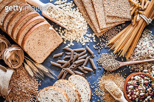 Dietary fiber food still life - gettyimageskorea