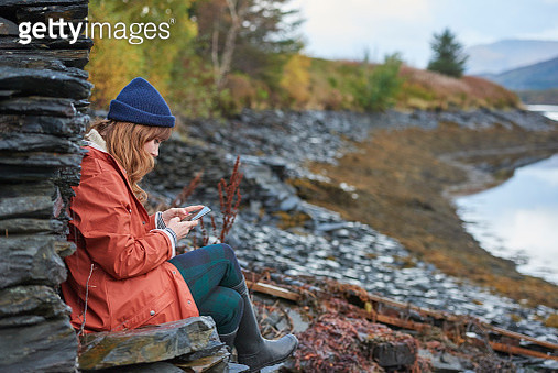 Staying Connected - gettyimageskorea
