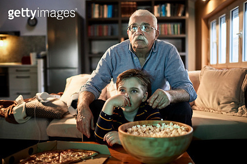 Movie Time - gettyimageskorea