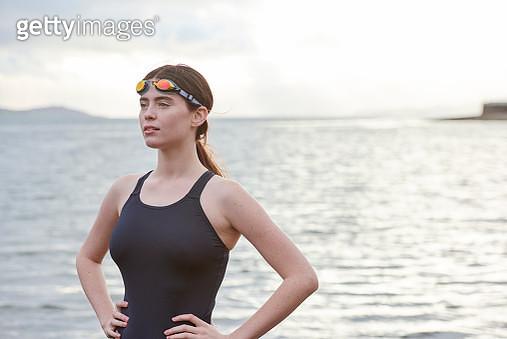 Swimmer - gettyimageskorea