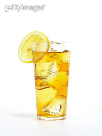 Ice tea with lemon - gettyimageskorea
