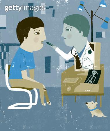 Modern Hospitals - gettyimageskorea