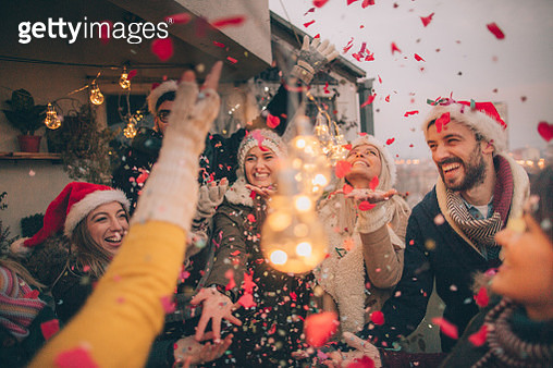 Counting down to a New Year's - gettyimageskorea