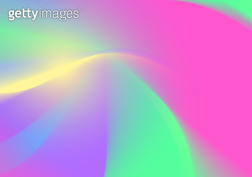Blurred abstract neon colored background - gettyimageskorea