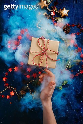 Don't open till Christmas - gettyimageskorea