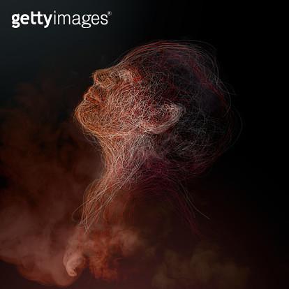Head Smoke - gettyimageskorea