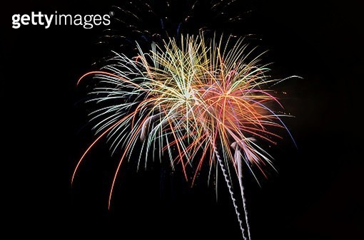 Fireworks on the Fourth - gettyimageskorea