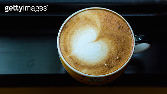 Close-Up Of Coffee Cup - gettyimageskorea