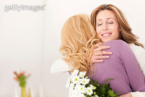 Flowers for loving mother - gettyimageskorea