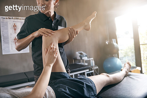Help for hurting muscles - gettyimageskorea