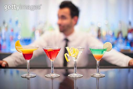 Bartender - gettyimageskorea