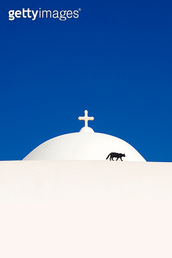 Detail view of small Chapel - gettyimageskorea