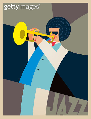 Poster of retro colors, flat illustration with a simple style. Easy color change - gettyimageskorea
