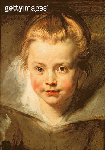 <b>Title</b> : Clara Serena, c.1616 (oil on canvas)<br><b>Medium</b> : oil on canvas<br><b>Location</b> : Collection of the Prince of Liechtenstein, Schloss Vaduz<br> - gettyimageskorea