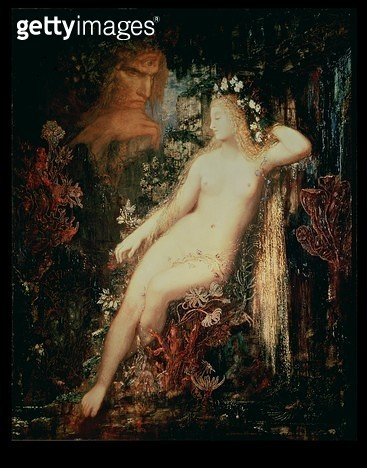 <b>Title</b> : Galatea, 1880-81 (oil on canvas)<br><b>Medium</b> : <br><b>Location</b> : Private Collection<br> - gettyimageskorea