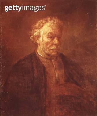 Portrait of an Elderly Man - gettyimageskorea